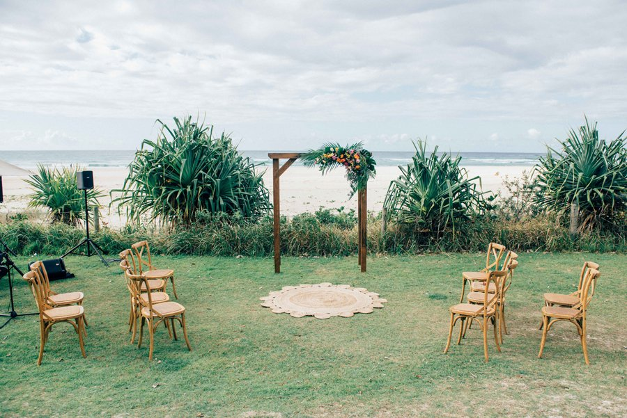 Beach Wedding Venue Kingscliff: Hannah + Jack :: Babalou Weddings & Events Real Wedding