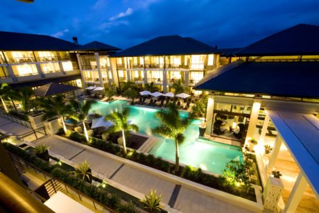 Whole view resort